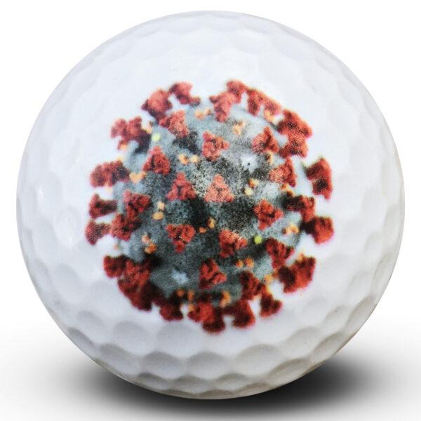 Balle de golf personalisée